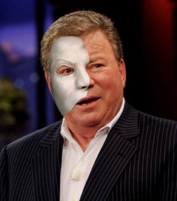 Weekly Time Waste: The Phantom of the Shatner Edition